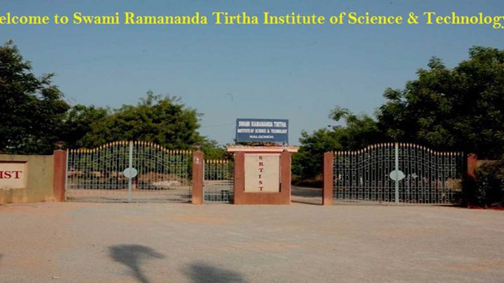 Swami Ramananda Tirtha Institute of Science & Technology