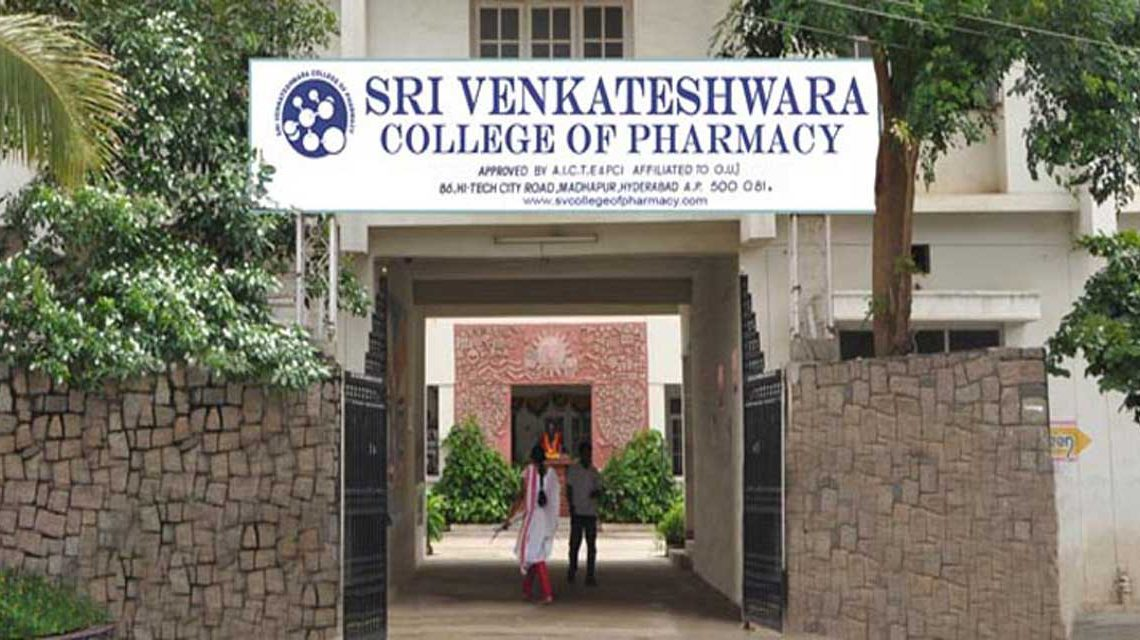 Sri Venkateshwara College of Pharmacy