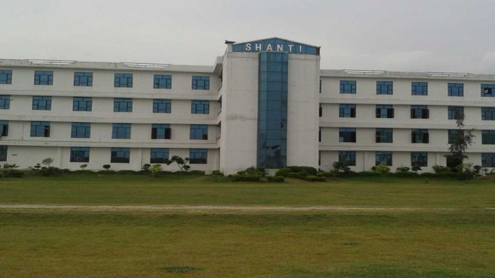 Shanti Institute of Technology Diploma in Engineering