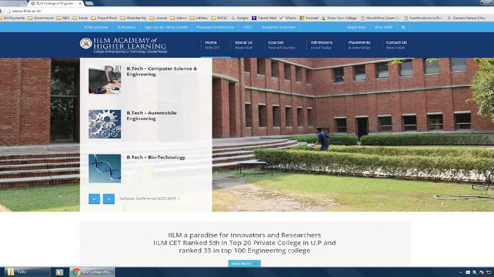 College of Engineering & Technology, IILM Academy of Higher Learning