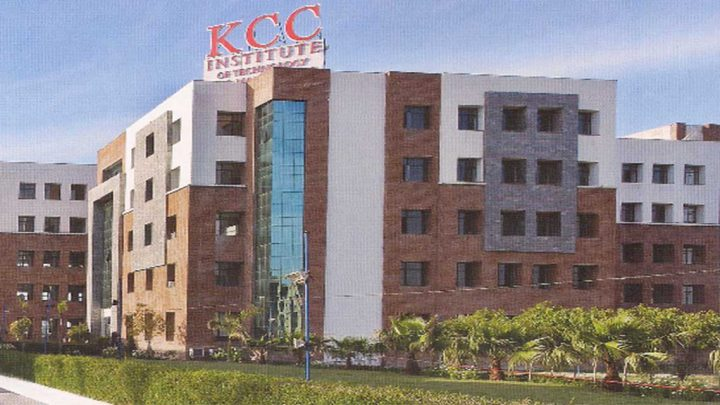KCC Institute of Technology and Management