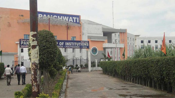 Panchwati Institute of Engineering & Technology