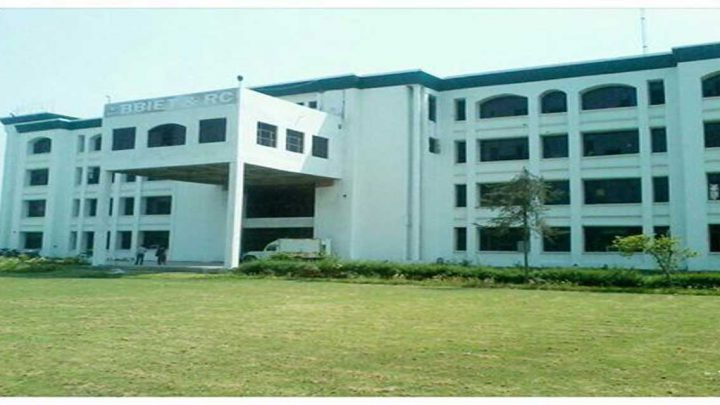 Babu Banarsi Das Institute of Engineering Technology & Research Centre