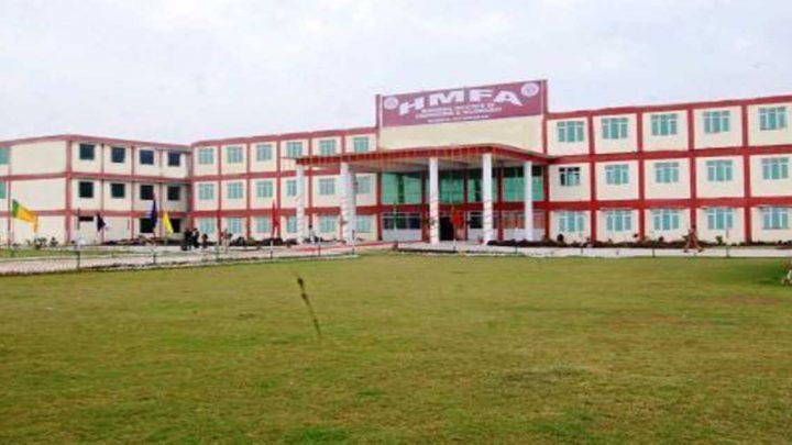 HMFA Memorial Institute of Engineering & Tech