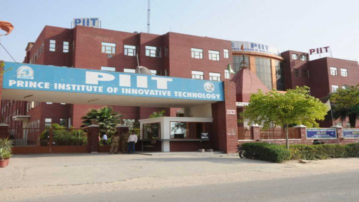 Prince Institute of Innovative Technology, Greater Noida