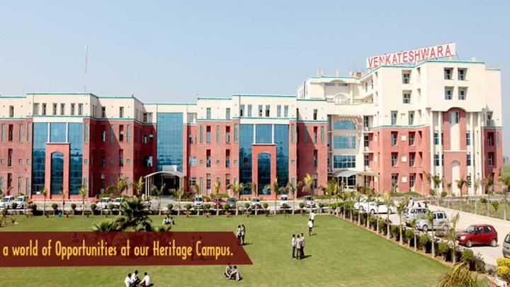 Venkateshwara College of Engineering