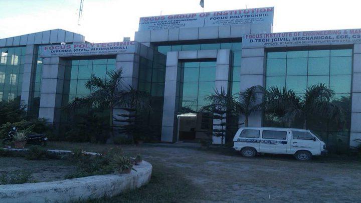Focus Institute of Engineering & Management