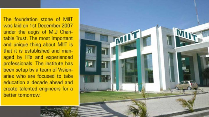 Meerut International Institute of Technology