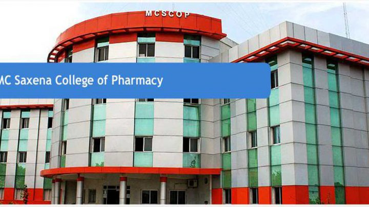 Dr. M.C Saxena College of Pharmacy