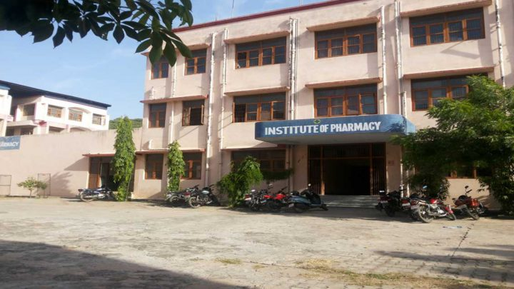 Institute of Pharmacy, Bundelkhand University