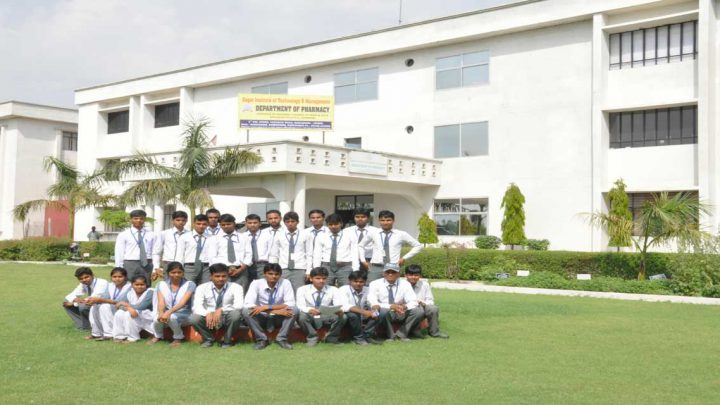 Sagar Institute of Technology & Management, Department of Pharmacy