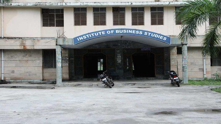 Institute of Business Studies, Ch. Charan Singh University, Meerut