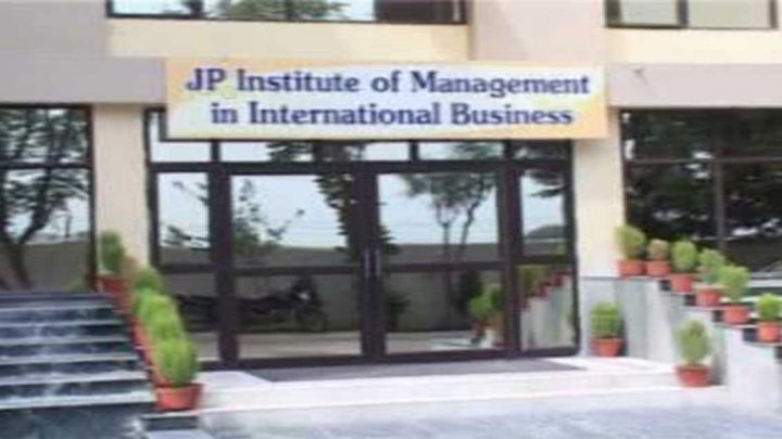 JP Institute of Management in International Business