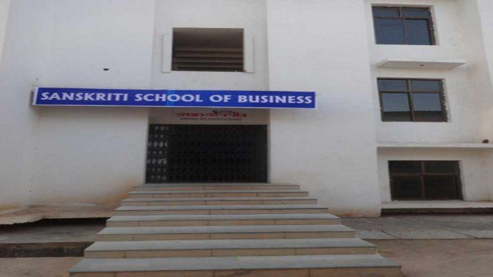 Sanskriti School of Business