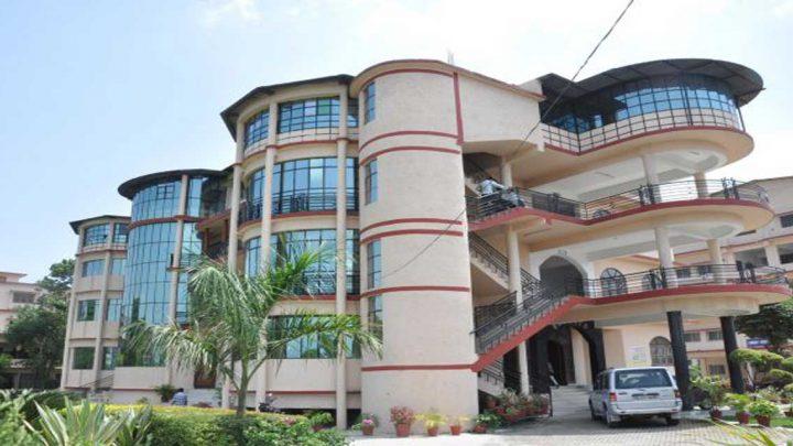 Shri Guru Ram Rai Institute of Management