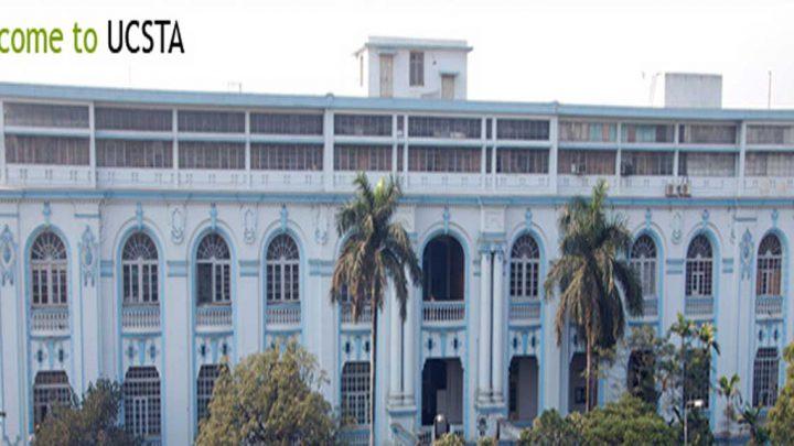 University College of Science & Technology, Calcutta University
