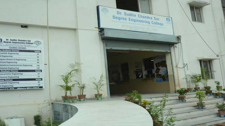Dr. Sudhir Chandra Sur Degree Engineering College