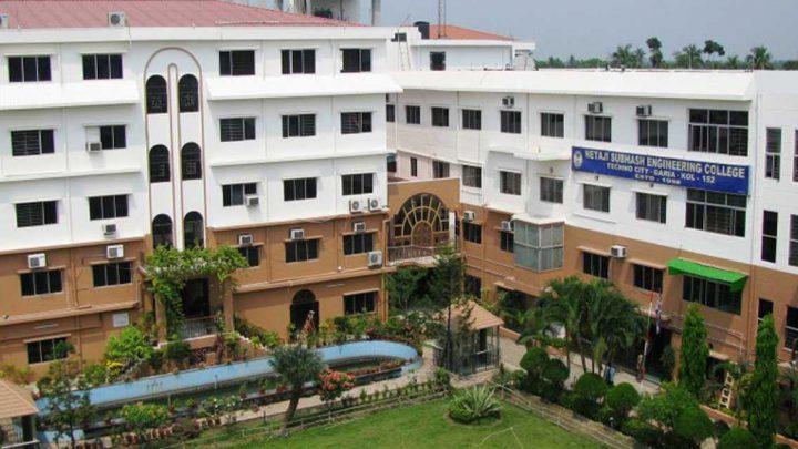 Netaji Subhash Engineering College