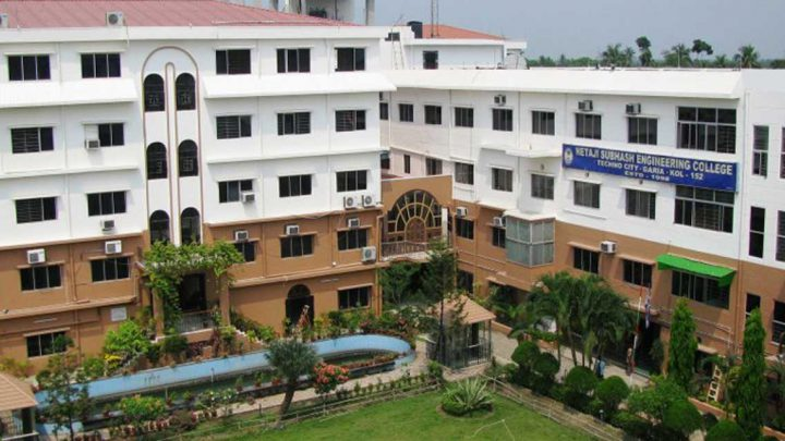 Netaji Subhash Engineering College